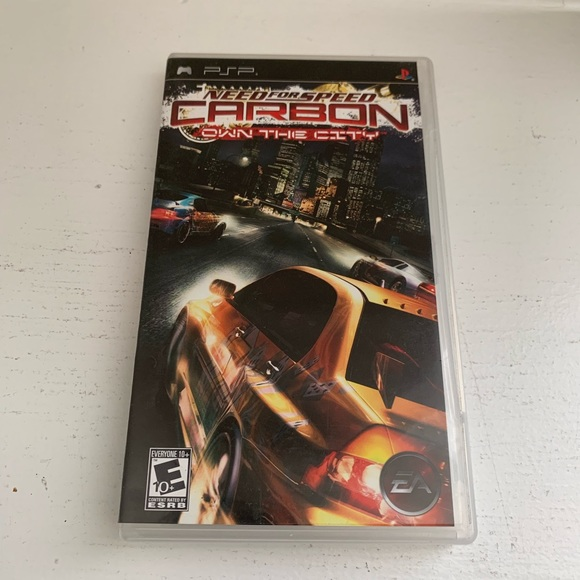Other Need For Speed Carbon Own The City Psp Poshmark